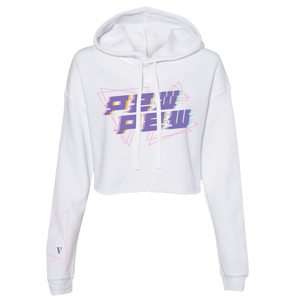 elevey_rose-water-collection_crop hoodie